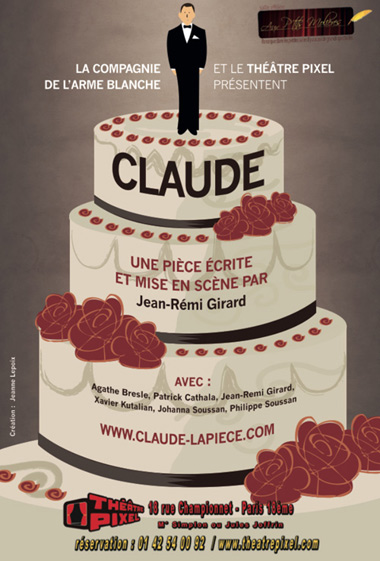 Affiche Claude