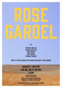 Rose gardel