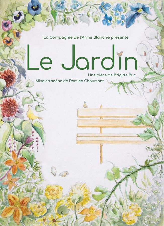 Affcihe Le Jardin